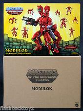 2014 Modulok MOTU MOTUC Masters of the Universe Classics MISB