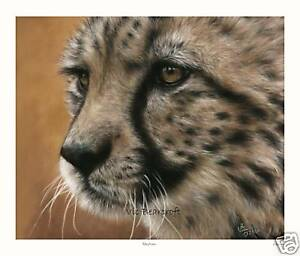 'Mephisto' Limited Edition Print by Vic Bearcroft