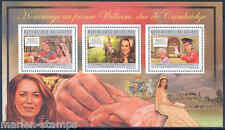 GUINEA 2012 COMMEMORATION OF PRINCE WILLIAM WITH KATE MIDDLETON  SHEET MINT NH