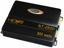 AMPLI 850 WATTS 2 x CANAUX