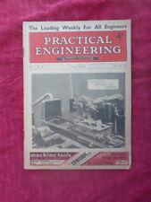 New listing Vintage Practical Engineering Magazine - Grinding Methods. May 1941