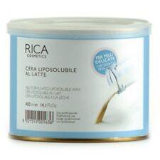 RICA Milk Liposoluble Wax 14 oz / 396 ml