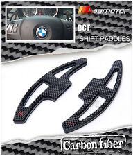 DCT Clutch Steering Wheel Carbon Fibre Paddle Shifter for E9x M3 E70 X5M E71 X6M