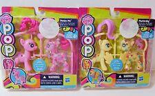 Lot Of 2 My Little Pony Pop Cutie Mark Magic Fluttershy Pinkie Pie Starter Kit