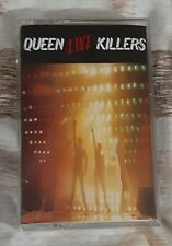 New Queen Live Killers Hollywood Records Cassette
