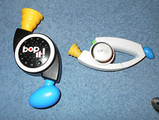 2009 & 2014 BOP IT MINI MICRO CARABINER TALKING HANDHELD ELECTRONIC GAMES - NICE