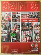 Away Teams S-Z Southampton Premiership Football Programmes