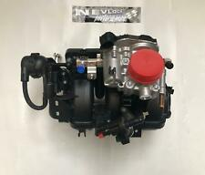VAUXHALL CORSA A10XEP INLET MANIFOLD,THROTTLE BODY,INJECTORS COMPLETE 55562247
