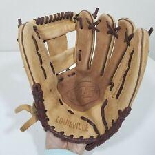 "Louisville Slugger TPS FP1150C 11.5"" Leather Baseball Glove Professional Pattern"