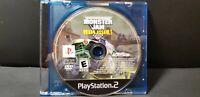 MONSTER JAM URBAN ASSAULT - PS2 PlayStation 2 - Game disc & jewel case