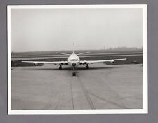 RAF 216 SQUADRON DE HAVILLAND COMET C4C ORIGINAL LARGE VINTAGE MOD STAMPED PHOTO