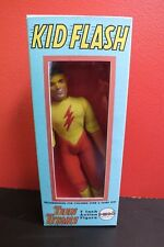 "Teen Titans KID FLASH 7"" Action figure MEGO ORIGINAL  w/ Custom box! Nice!"