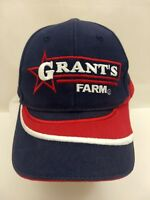 GRANT'S FARM St Louis, MO Kids YOUTH SIZE Red White Blue Baseball Cap Hat