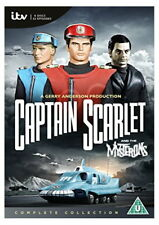 Captain Scarlet The Complete Collection [New DVD]