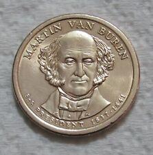 2008-D $1 Martin Van Buren Presidential Dollar