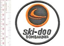 Snowmobile Canada Bombardier Ski Doo Vintage 1960's Patch Quebec, Canada