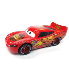 MT Cars Basic Character Lightning McQueen Diecast Toy Car 1:55 Loose Vehicle