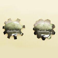 Q-French Pink Cutters 2 pcs: OVAL + V Shape Acrylic Gel Nails Cut Tool 1 - 11