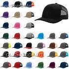 New for 2017 - Richardson Trucker Ball Cap Meshback Hat Snapback Cap-112