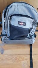 Cartable sac à dos east pack gris clair état impeccable