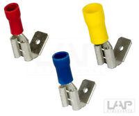 Flachsteckhülsen Abzweigverbinder 0,5-6 mm² DIN Steckverteiler Doppel