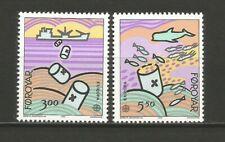 EUROPA CEPT 1986 Foroyar îles de Féroé 2 timbres neufs MNH /TR1686