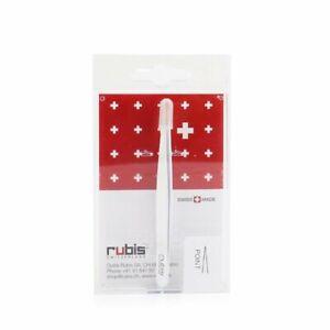 Rubis Tweezers Pointer - # White Accessories