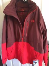 The North Face Sickline Insulated Steep Series Jacket Fiery Red Mens Siz XL NEW