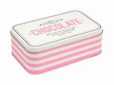 Alice scott gâteau au chocolat en étain-small food tin-grande idée de cadeau