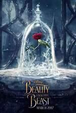 Beauty and the Beast Movie Poster (2017) - Emma Watson, Luke Evans, Dan Stevens