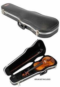 """SKB Violin 3/4 / 13"""" Viola Deluxe Case"""