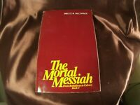 The Mortal Messiah from Bethlehem to Calvary by Bruce R. McConkie Book 4 1981