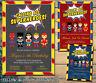 10 Personalised Superhero Invitations Kids Birthday Party Invites Boys & Girl