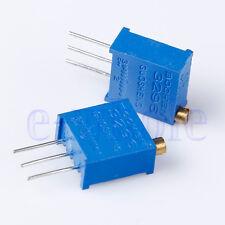 3296X Precision multi-turn potenziometro Trimmer 1K 102 3296 lato preset Pot