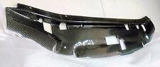 JDM Garage Defend Style Carbon Fiber Radiator Cooling Panel Fits Skyline GTR R34