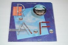 R.A.F. Self Titled LP~1980 A&M Records SP-4816~David Valentine~FAST SHIPPING
