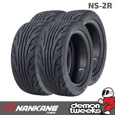 4 x Nankang 195 45 R16 84V XL Street Compound NS-2R Semi Slick Tyres