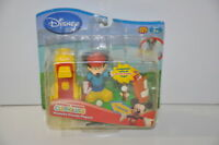 Mickey Mouse Clubhouse Talkin Bobbin Mouseka-Friends Mickey Playset Golf cart