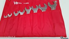 Imperial  Super Thin Open End spanner Wrench set 8 Pce  T&E tools new  99308