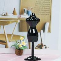 1:12 schwarz nähen tuch modell puppenhaus zubehör puppenhaus  miniatur_f N6O4