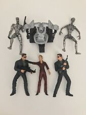 2003 Dreamazz Terminator 3 Rise Of The Machines Figures Set Loose