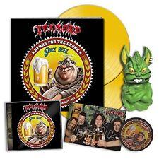 TANKARD Hymns For The Drunk Ltd. AUTOGRAPHED Boxset vinyl cd figure beer coaster