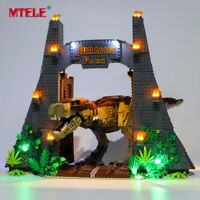 LED Light Up Kit For Jurassic Park: T. rex Rampage LEGO 75936 Toy Building Block