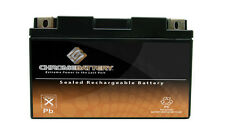 YT7B-BS High Performance - Maintenance Free - Sealed AGM Motorcycle Battery