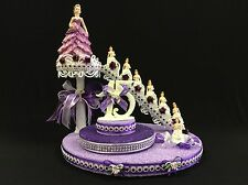 Quinceanera Cake Topper Quince Sweet 16 Mis Quince Table Decoration Center Piece