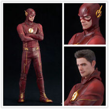 DC Comic Super Hero TV Series The Flash Barry Allen Figurine Toy Figure 17.5CM