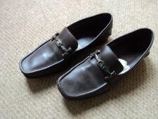 Joop Mens Brown loafer shoes size 7.5 UK 41.5 EU USED