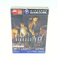Nintendo Gamecube Biohazard 0 Japanese Version