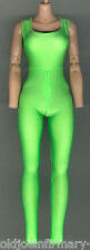 FemBasix Green Spandex Body Suit for Female Action Figures 1:6 (1320g35)