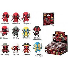 Marvel Deadpool Foam 3D Keyring Blind Bagged Monogram